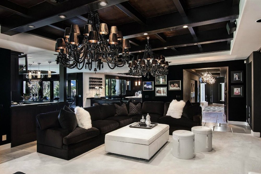Modern Contemporary Living Room Decorating Ideas Awesome Interior Design Trends 2017 Gothic Living Room – House Interior