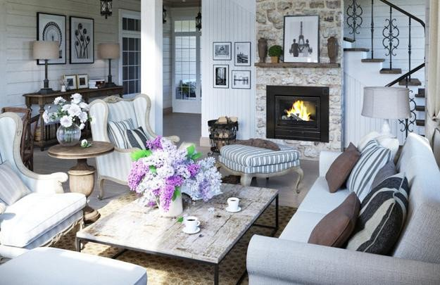 Modern Cottage Living Room Decorating Ideas Awesome fortable Family Home Design Cottage Decor In Neutral Colors Great Inspirations for Country