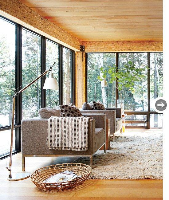 Modern Cottage Living Room Decorating Ideas Fresh Interior Sleek Modern Cottage