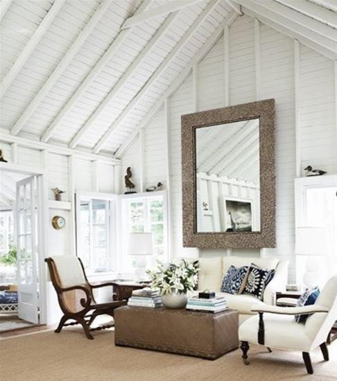 Modern Cottage Living Room Decorating Ideas Unique 25 Cool and Wel Ing Summer Inspired Interiors