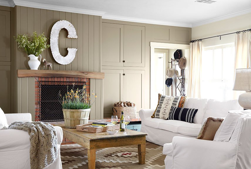 Modern Country Living Room Decorating Ideas Beautiful How to Blend Modern and Country Styles within Your Home S Decor