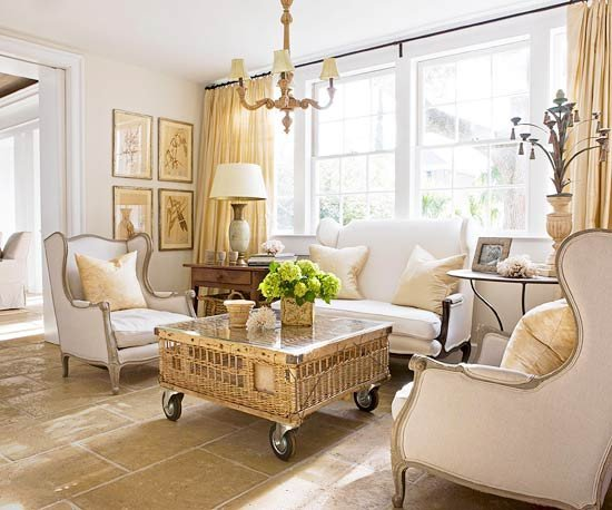 Modern Country Living Room Decorating Ideas Elegant Modern Furniture 2013 Country Living Room Decorating Ideas From Bhg
