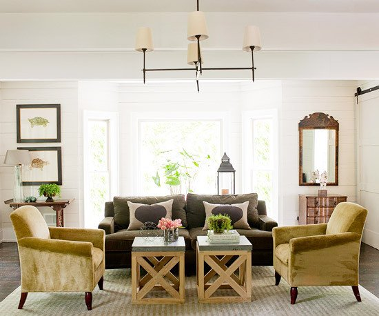 Modern Country Living Room Decorating Ideas Fresh 2013 Country Living Room Decorating Ideas From Bhg
