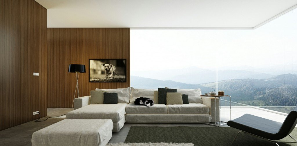 Modern Daybed Living Room Decorating Ideas Awesome 20 Modern Living Rooms with Stunning Views