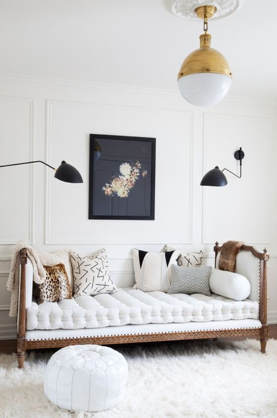 Modern Daybed Living Room Decorating Ideas Lovely 17 Best Daybed Ideas On Pinterest