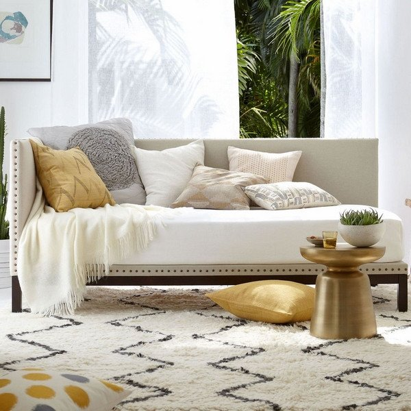 Modern Daybed Living Room Decorating Ideas Luxury Daybed Covers – Luxury Elegant and Stylish Daybed Sets