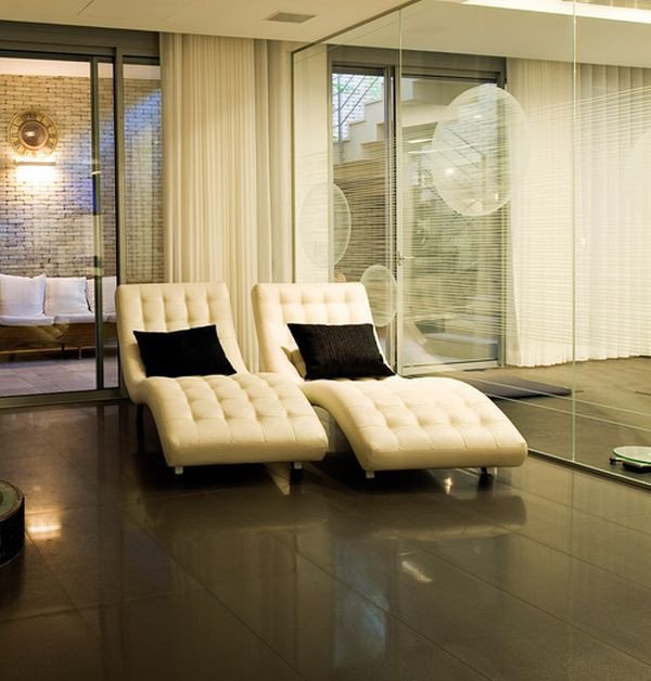 Modern Daybed Living Room Decorating Ideas New Inspiration Hollywood 34 Stylish Interiors Sporting the Timeless Chaise Lounge Chair