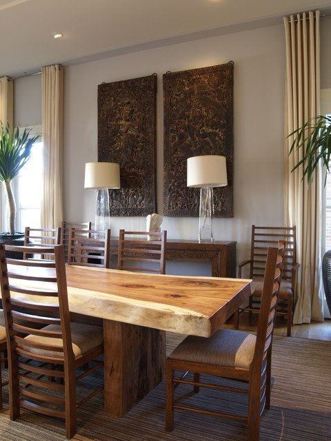 Modern Dining Room Wall Decor Inspirational 25 Sleek and Cool Contemporary Dining Tables
