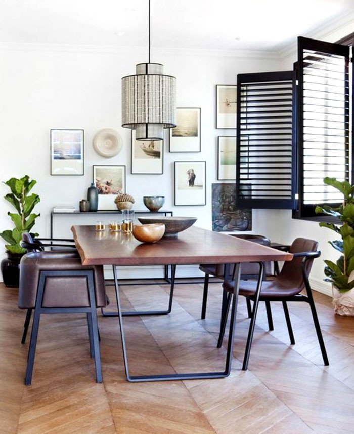 Modern Dining Room Wall Decor Inspirational 55 Dining Room Wall Decor Ideas Interiorzine