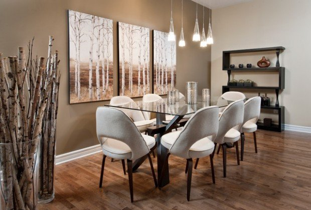 Modern Dining Room Wall Decor Unique 18 Modern Dining Room Design Ideas Style Motivation