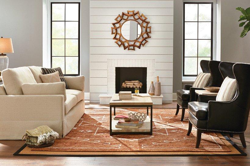 Modern Farmhouse Living Room Decor Lovely Modern Farmhouse Living Room – the Home Depot