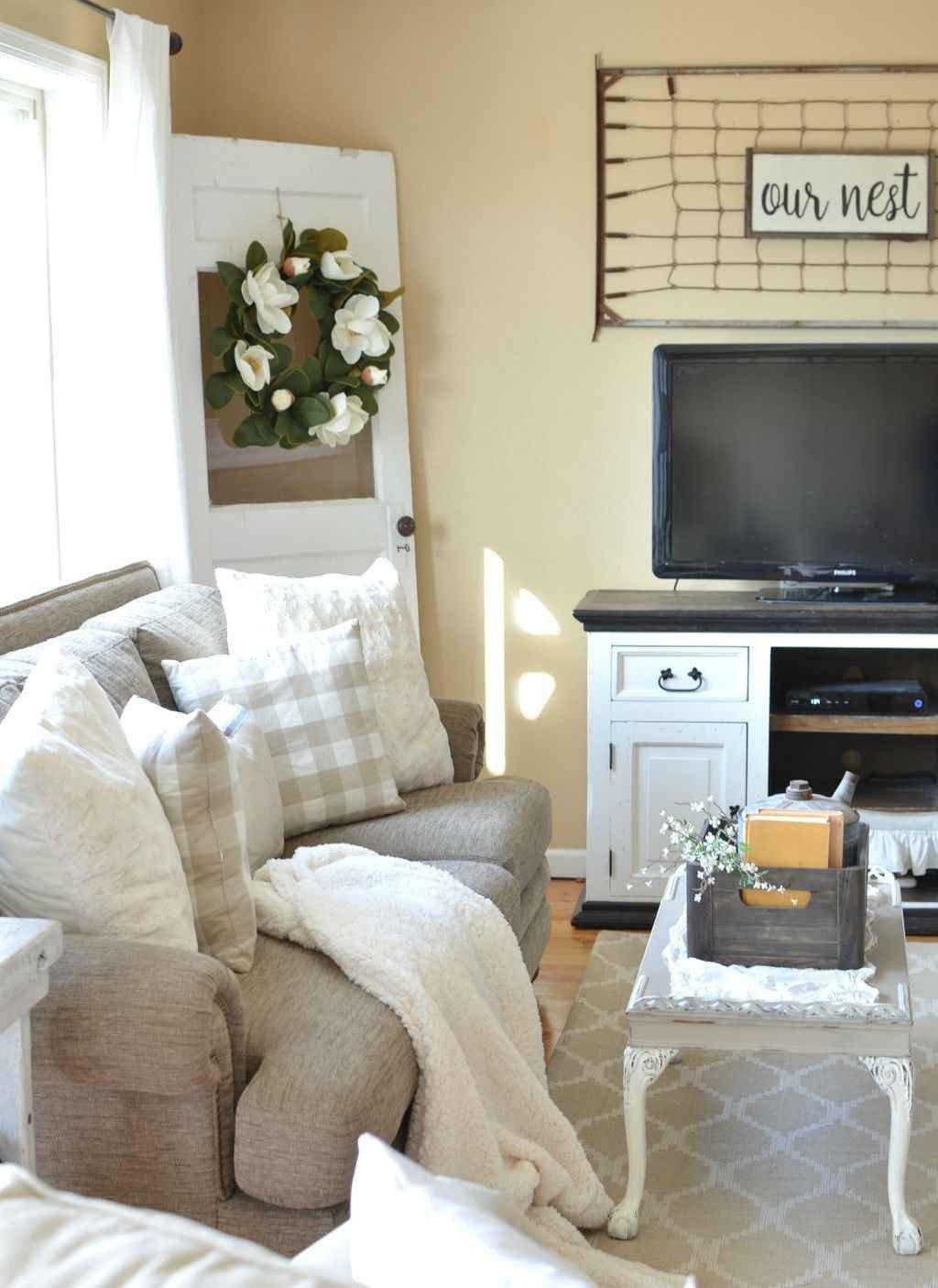 Modern Farmhouse Living Room Decorating Ideas Awesome 50 Cozy Modern Farmhouse Living Room Decorating Ideas Architeworks
