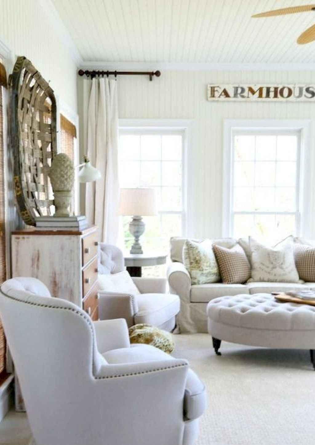 Modern Farmhouse Living Room Decorating Ideas Best Of 05 Modern Farmhouse Curtains for Living Room Decorating Ideas Moodecor