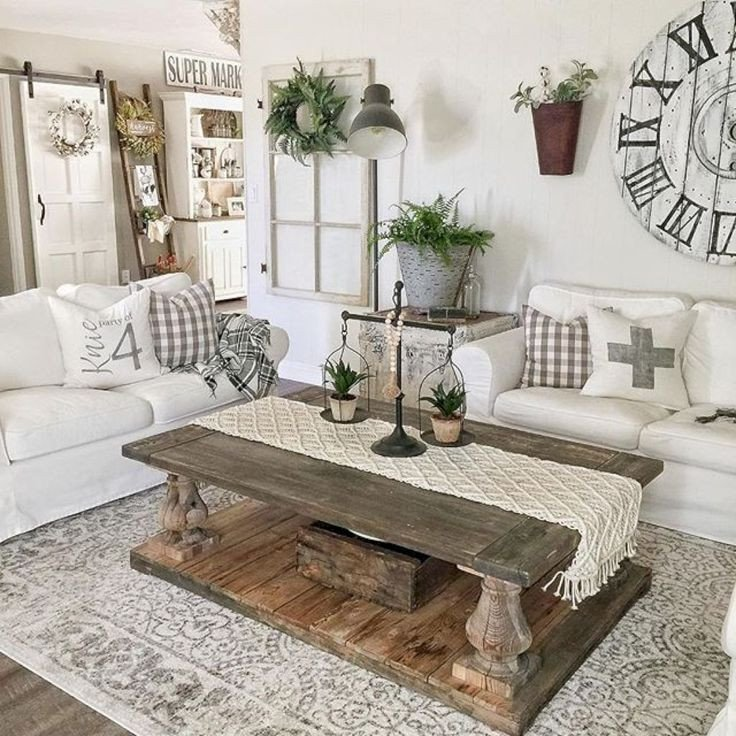 Modern Farmhouse Living Room Decorating Ideas Elegant Modern Farmhouse Living Room Decor Ideas 37 Home Sweet Home