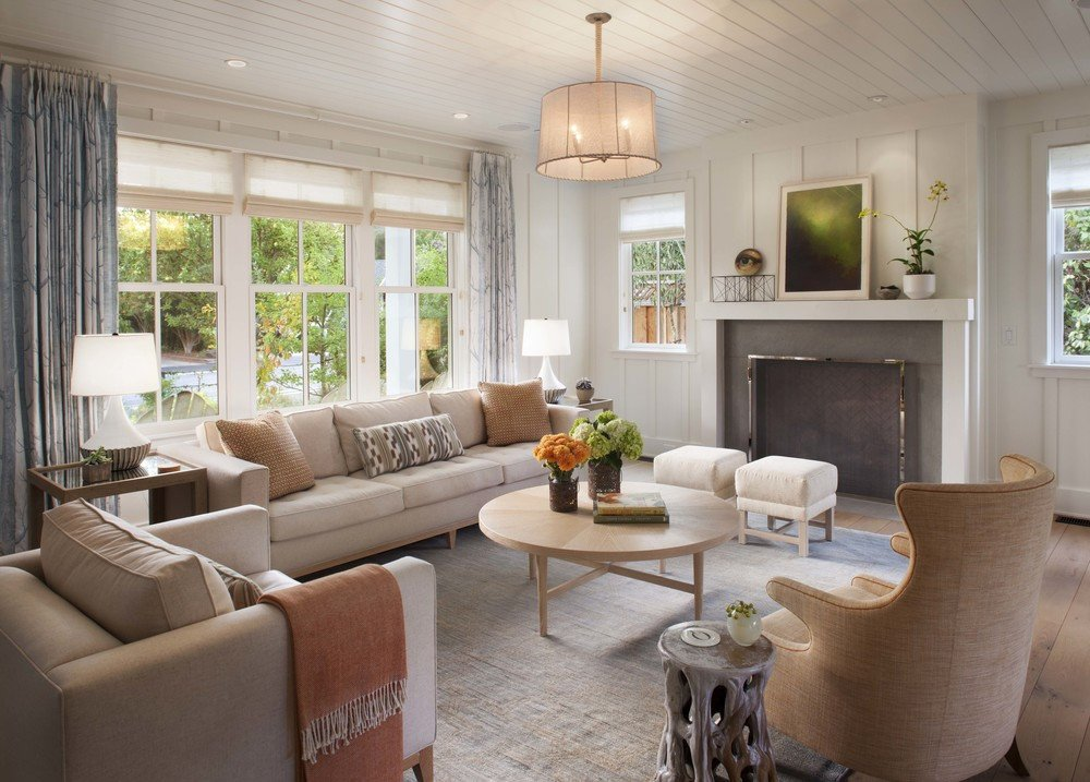 Modern Farmhouse Living Room Decorating Ideas Elegant Transform Your Home with Farmhouse Living Room
