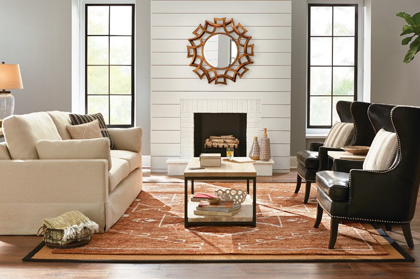 Modern Farmhouse Living Room Decorating Ideas Unique Modern Farmhouse Living Room – the Home Depot