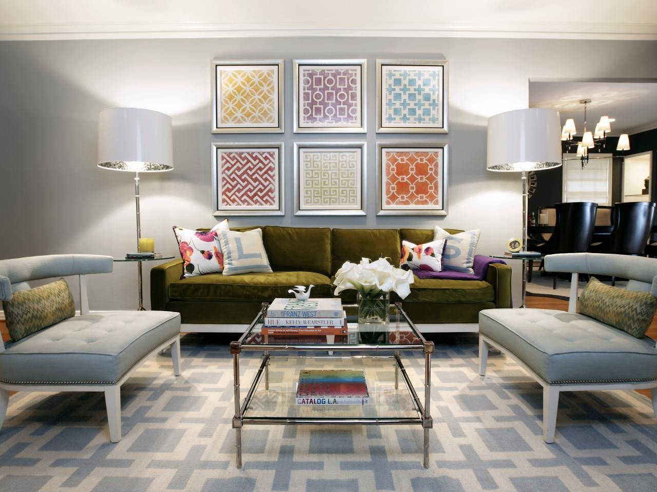 Modern Grey Living Room Decorating Ideas Awesome Page