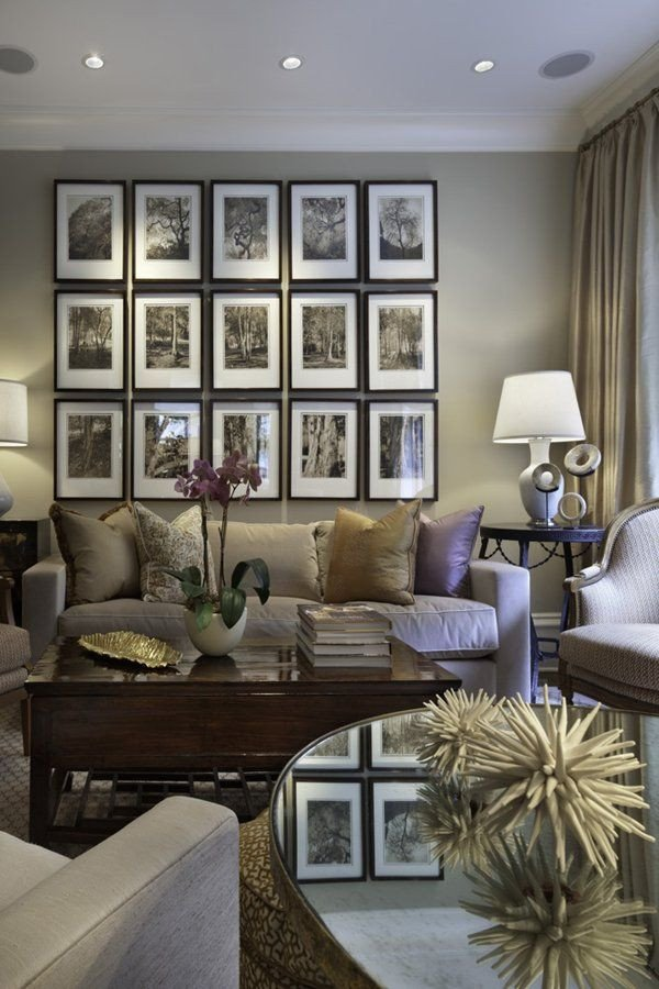Modern Grey Living Room Decorating Ideas Unique 21 Gray Living Room Design Ideas