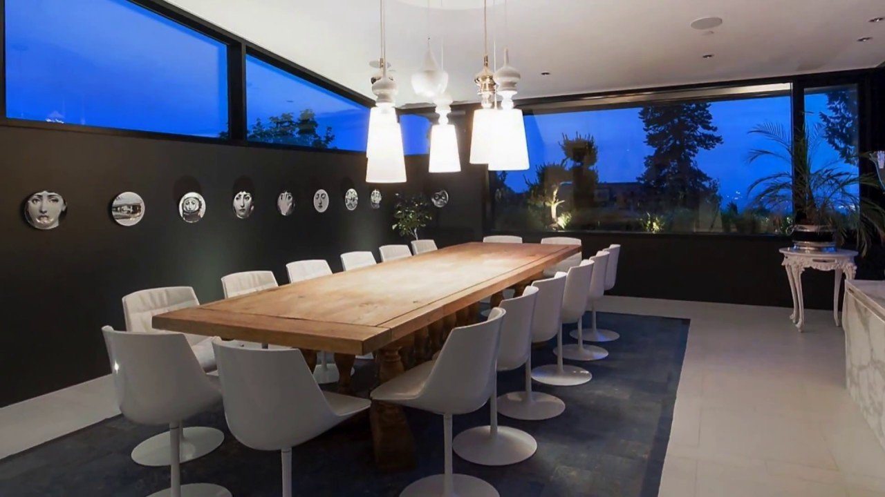 Modern Living Dining Room Decorating Ideas Beautiful Interior Design