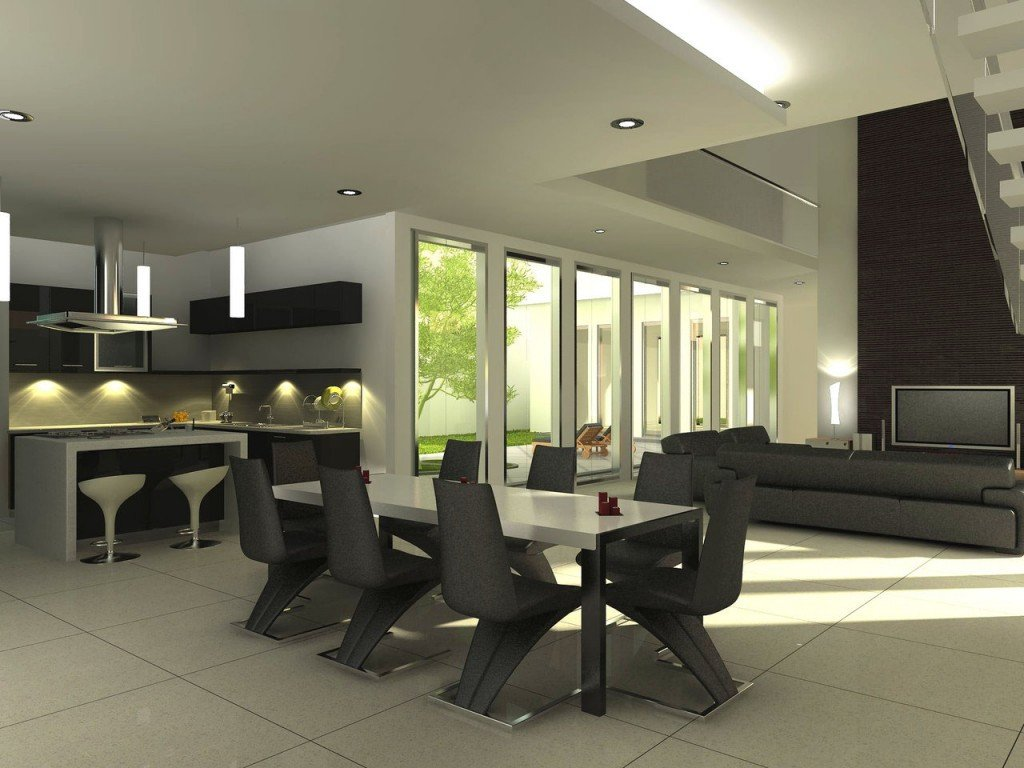 Modern Living Dining Room Decorating Ideas New Dining Room Ideas Modern Dining Room