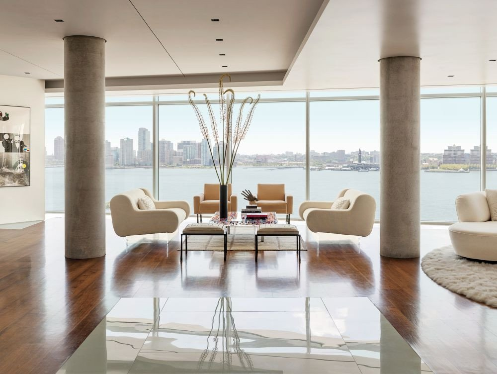 Modern Living Room Best Of Modern Living Room by Ingrao Inc by Architectural Digest