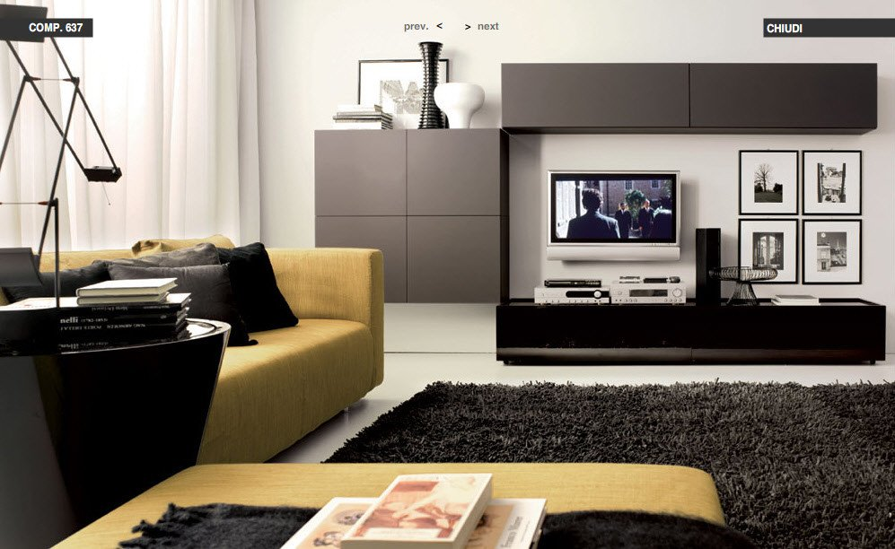 Modern Living Room Decor Ideas Inspirational Modern Living Rooms From Tumidei