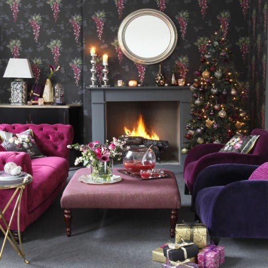 Modern Living Room Decorating Ideas Christmas Fresh Keeping the Christmas Spirit Alive 365 A Modern Country Christmas