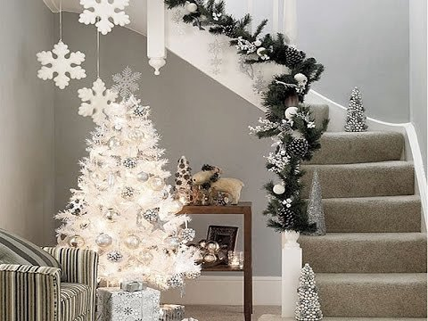 Modern Living Room Decorating Ideas Christmas Luxury Modern Christmas Decorating Ideas 2015