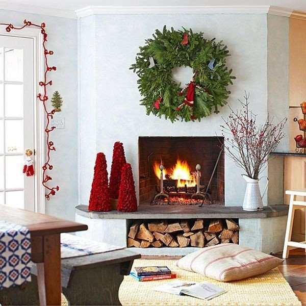 Modern Living Room Decorating Ideas Christmas New 55 Dreamy Christmas Living Room Décor Ideas