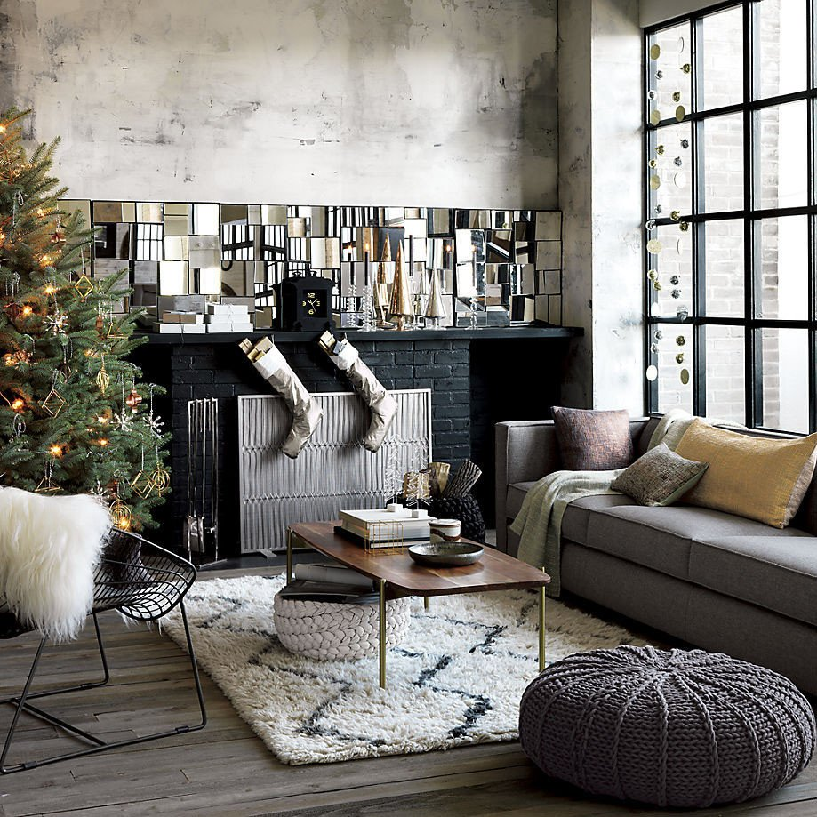 Modern Living Room Decorating Ideas Christmas New Stunning Contemporary Christmas Decoration Ideas Christmas Celebration All About Christmas
