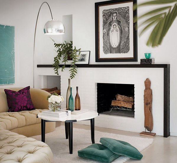 Modern Living Room Decorating Ideas Fireplace Beautiful Modern Mantel Decor Ideas – A touch Of Elegance and Style