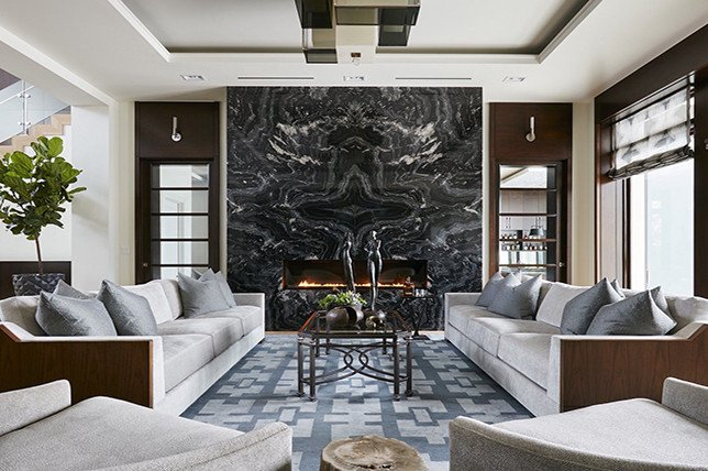 Modern Living Room Decorating Ideas Fireplace Best Of the Best Interior Design Trends for 2019