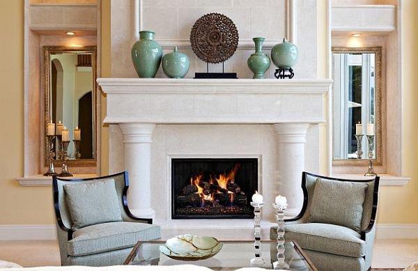Modern Living Room Decorating Ideas Fireplace Elegant Mantling the Mantle Piece