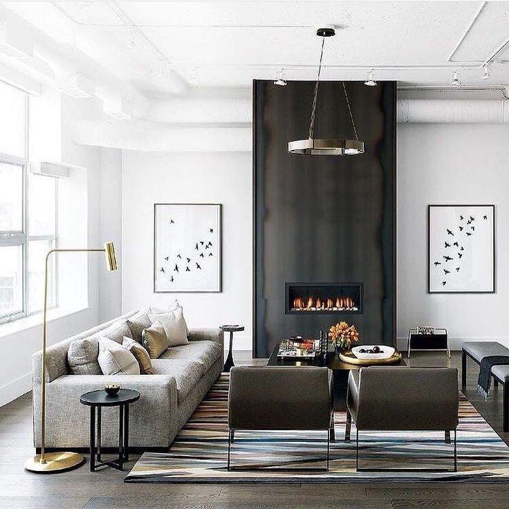 Modern Living Room Decorating Ideas Fireplace Lovely Best 25 Modern Living Rooms Ideas On Pinterest
