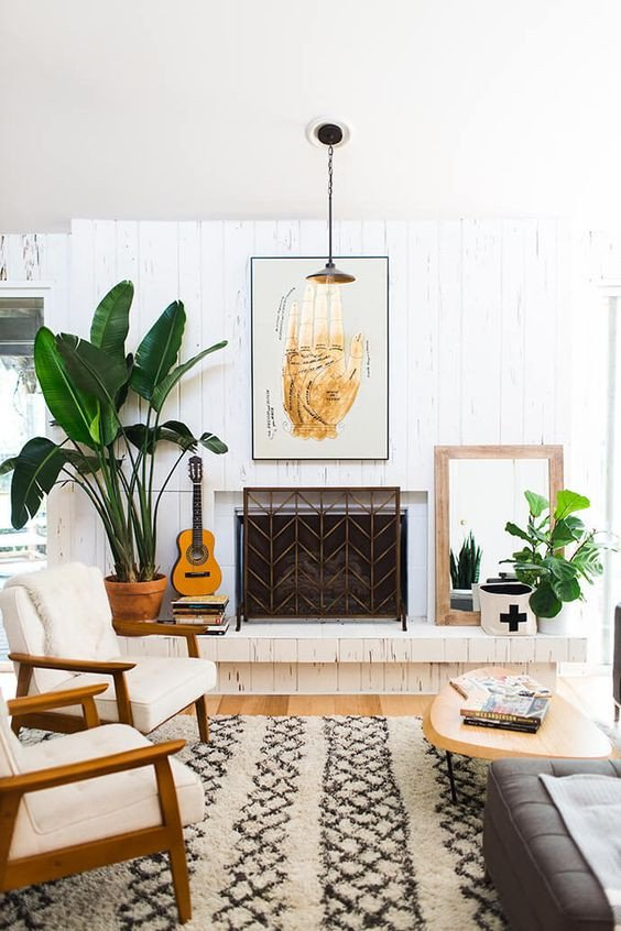 Top 5 mid century living rooms Daily Dream Decor