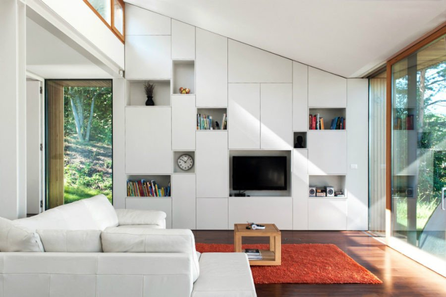 Modern Living Room Decorating Ideas Storage Awesome Modern Built Ins for Every Room and Purpose