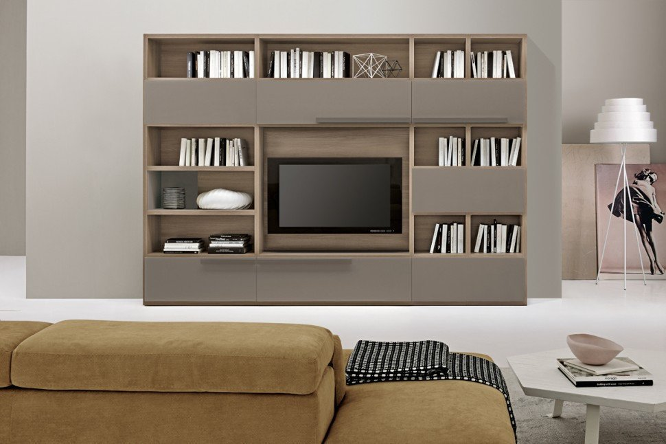 Modern Living Room Decorating Ideas Storage New Living Room Bookshelves 47