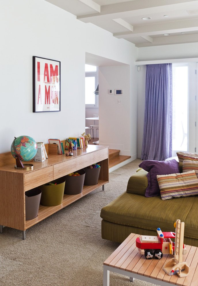Modern Living Room Decorating Ideas Storage Unique Modern toy Storage Kids Eclectic with Bedroom Shelves toy Storage