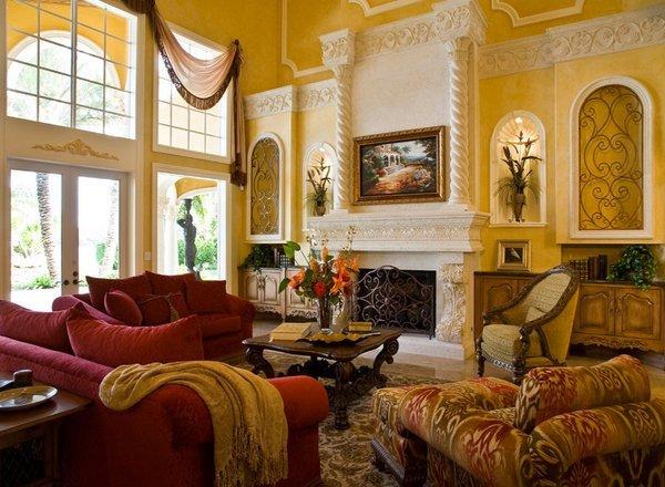 Modern Living Room Tuscan Decorating Ideas Elegant 15 Stunning Tuscan Living Room Designs