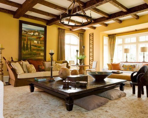 Modern Living Room Tuscan Decorating Ideas Elegant Sherwin Williams Restrained Gold Home Design Ideas Remodel and Decor
