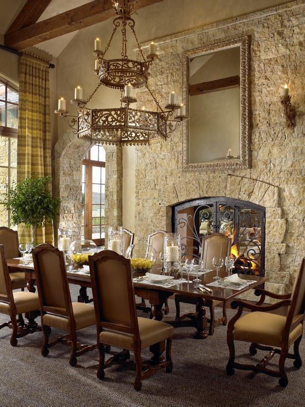 Modern Living Room Tuscan Decorating Ideas New Elegant Tuscan Estate In aspen Idesignarch