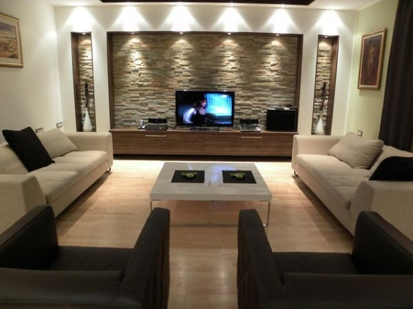 Modern Living Room Wall Decor Awesome 125 Living Room Design Ideas Focusing Styles and Interior Décor Details
