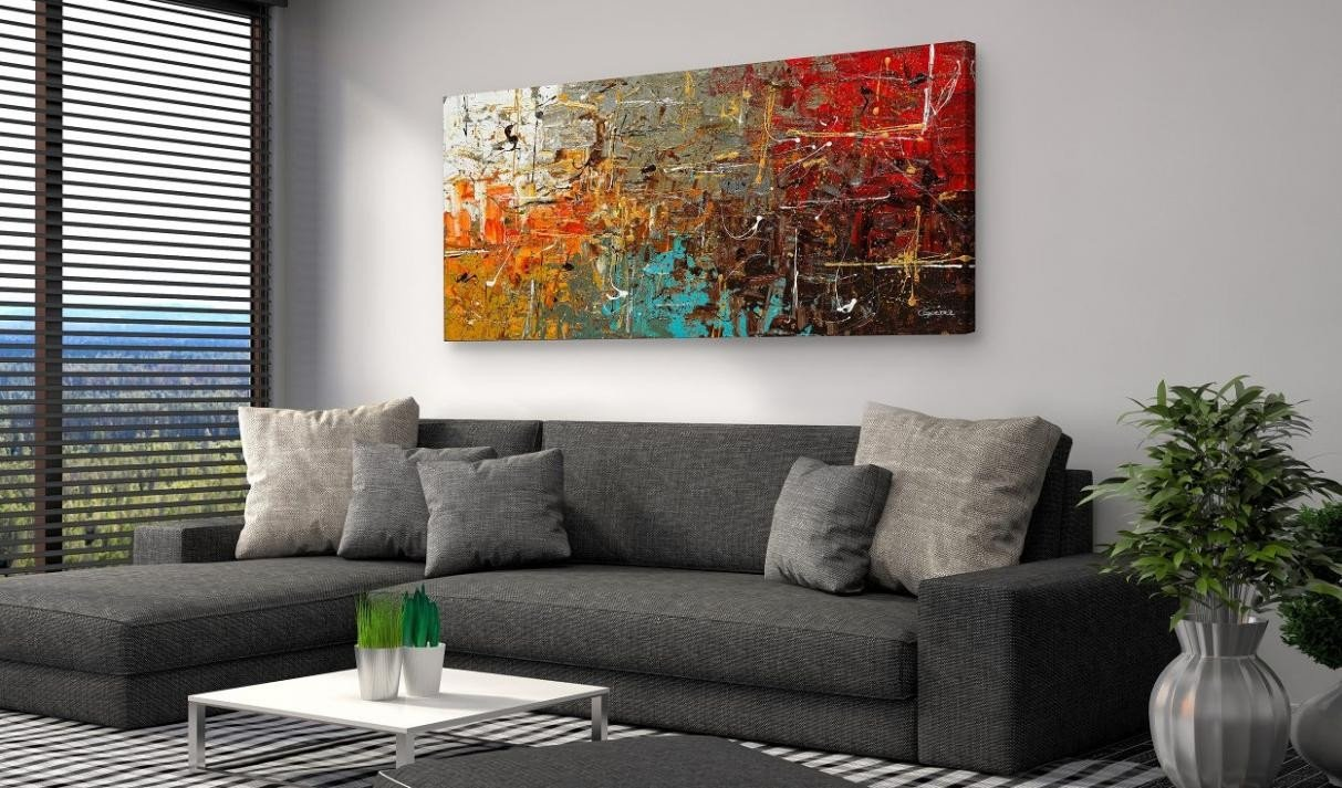Modern Living Room Wall Decor Awesome 20 Collection Of Living Room Wall Art