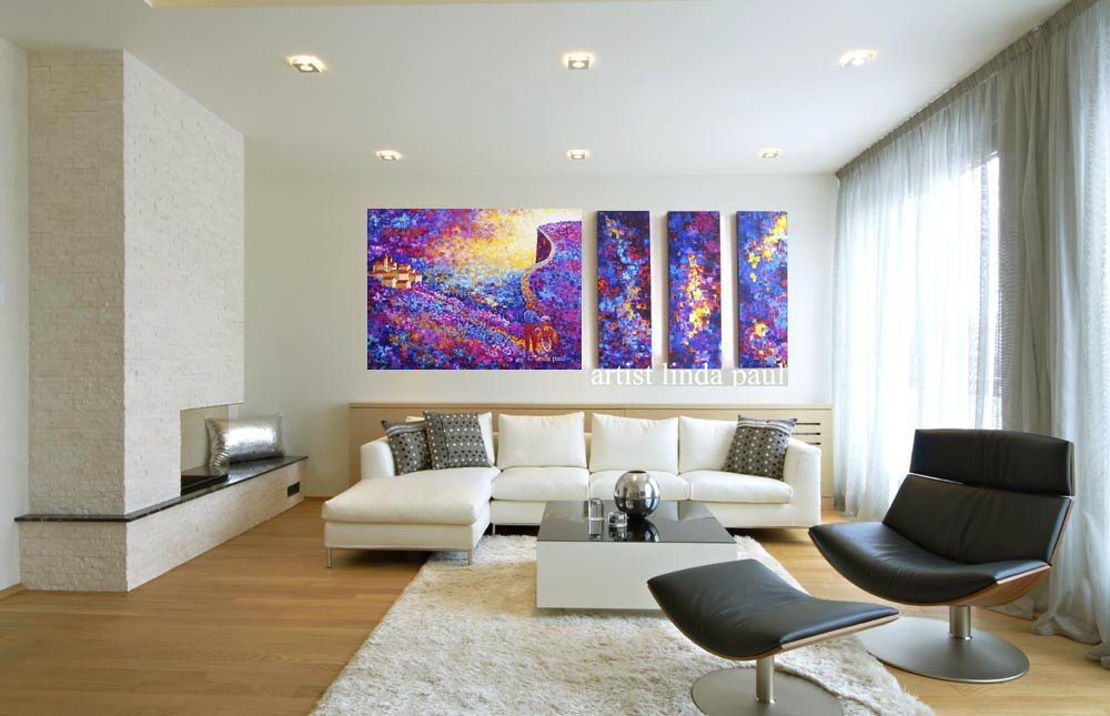 Modern Living Room Wall Decor Best Of 20 Stunning Living Rooms with Artwork