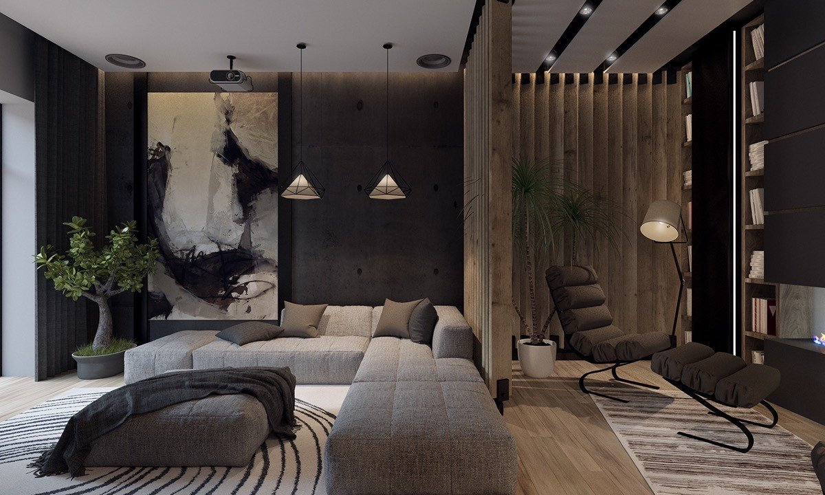 Modern Living Room Wall Decor Luxury 3 Small Modern Living Room Designs Pleted with Outstanding Decor Make It Looks Bigger Roohome