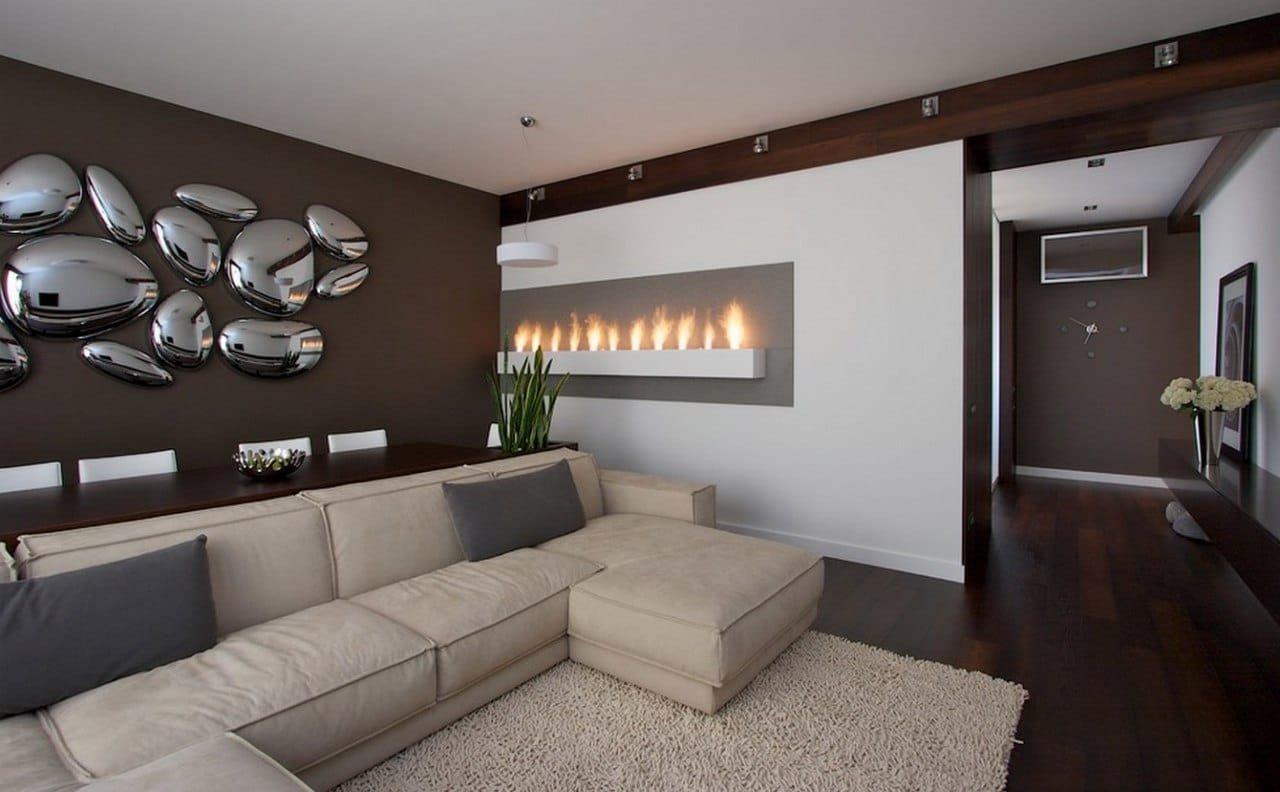 Modern Living Room Wall Decor New 35 Modern Living Room Designs for 2017 2018