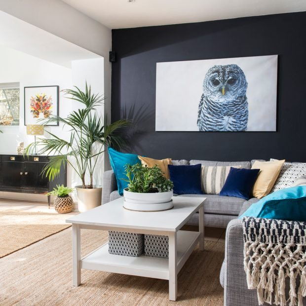 Modern Living Room Wall Decorating Ideas Beautiful Living Room Ideas Designs Trends Pictures and Inspiration for 2019