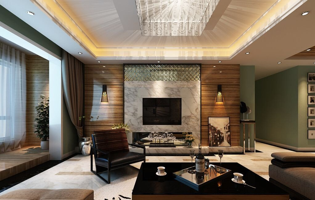 Modern Living Room Wall Decorating Ideas Elegant Wall Mount Sconce Lighting Wall Sconces Beside Fireplace