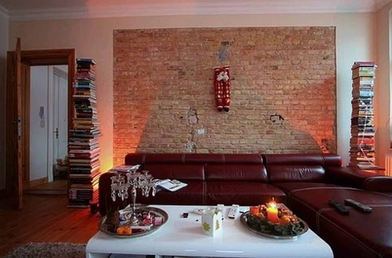 Modern Living Room Wall Decorating Ideas Fresh Brick Laminate Picture Brick Interior Design Ideas
