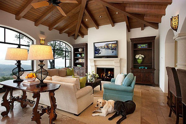 Modern Mediterranean Living Room Decorating Ideas Unique Decorating with A Spanish Influence